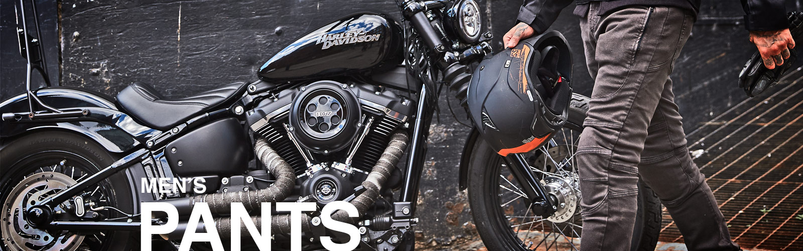 Men's Motorcycle Pants