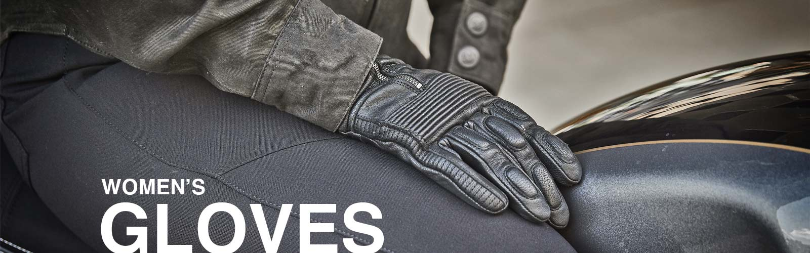 Speed and Strength Women's Motorcycle Gloves