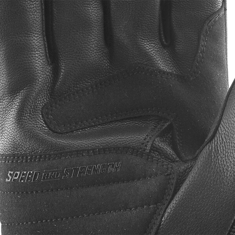 dual layer leather reinforced palms