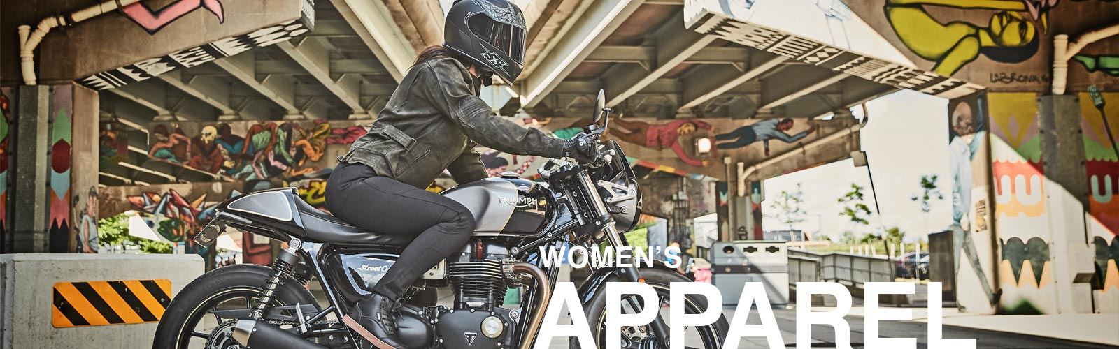 Women's Motorcycle Apparel